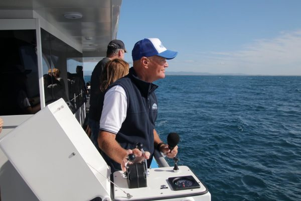 Sea World Whale Watch Master