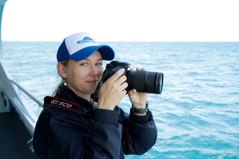 Getting the perfect shot: Four tips to improve your whale photography