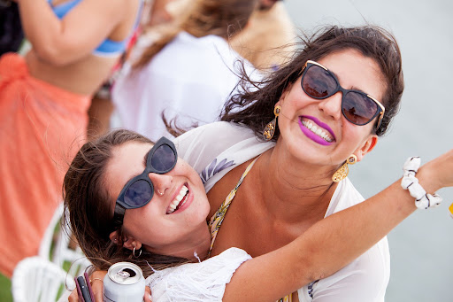 The ultimate Hens Party Cruise on the Gold Coast