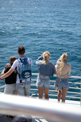 Our guide on how to beat seasickness